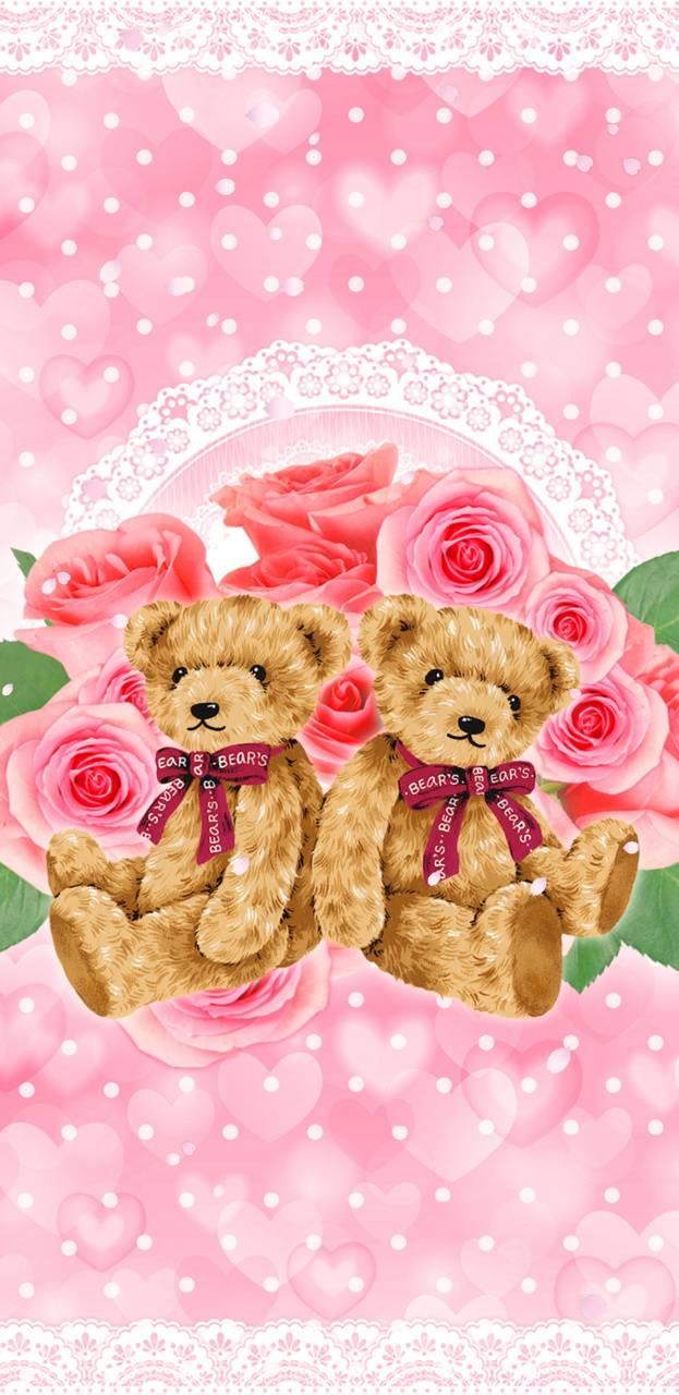 Teddy bears love