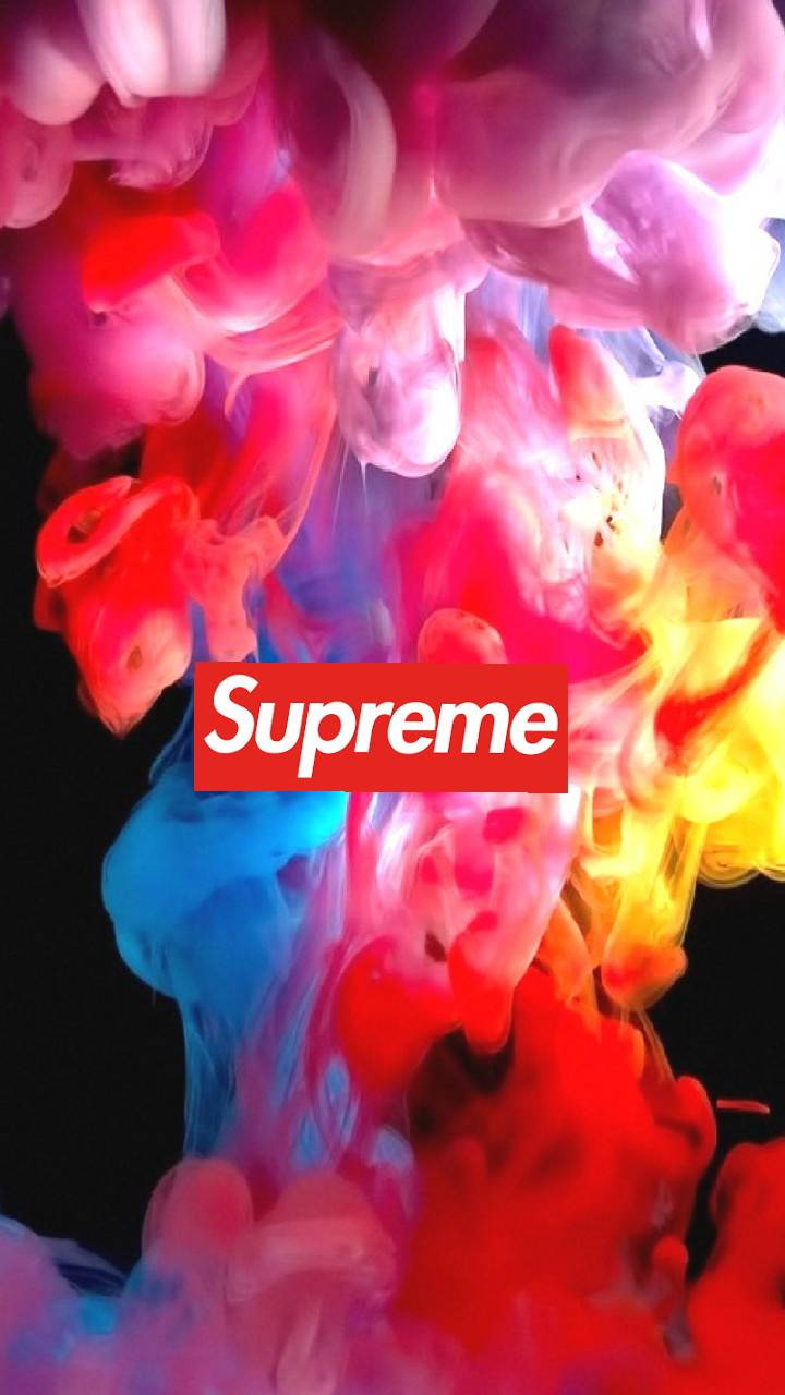Smoke Supreme Wallpaper By Snapswagalicous226 5c Free On Zedge