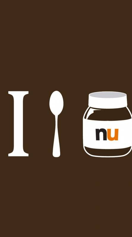 I Spoon Nutella
