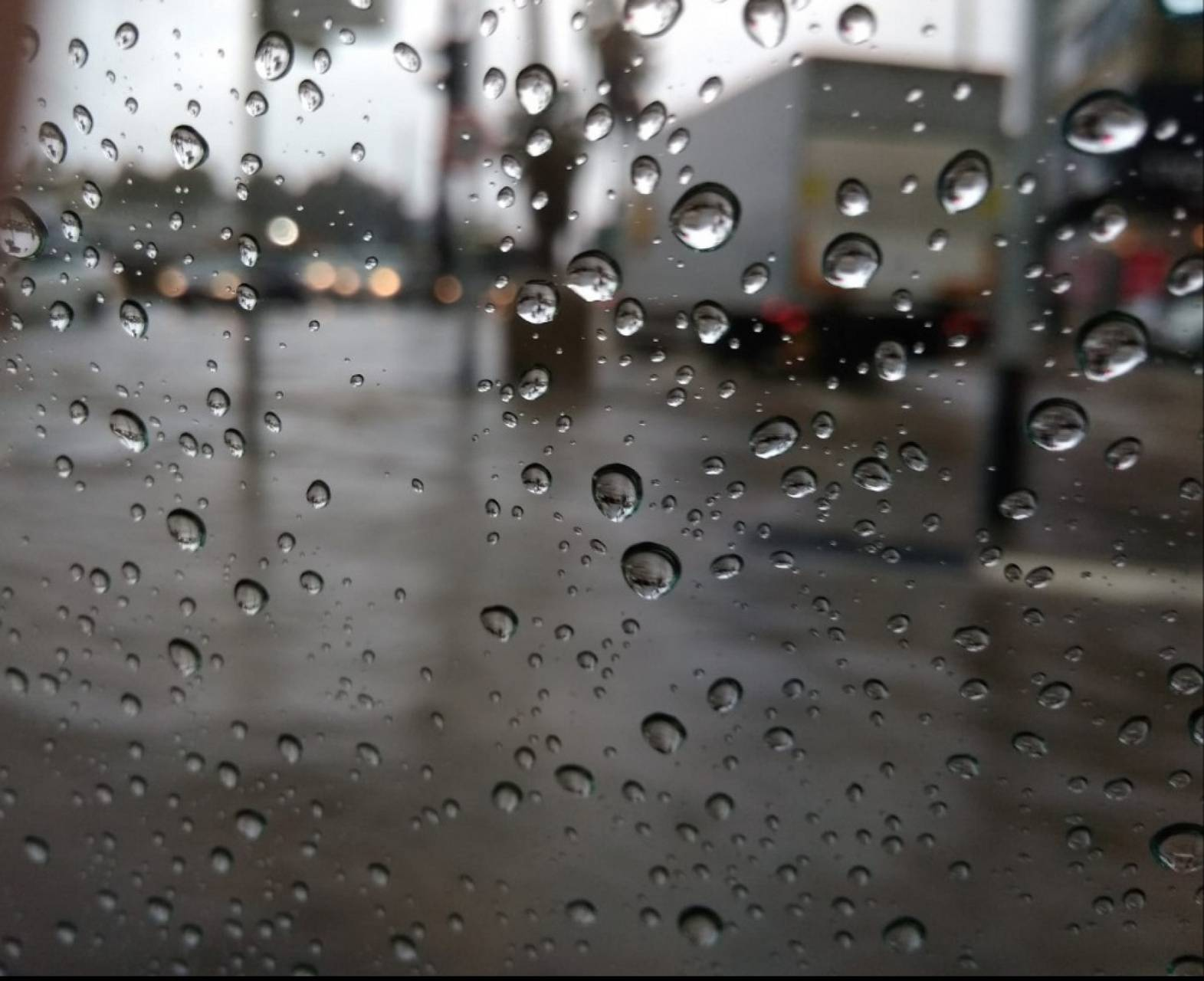 Raindrops kisel