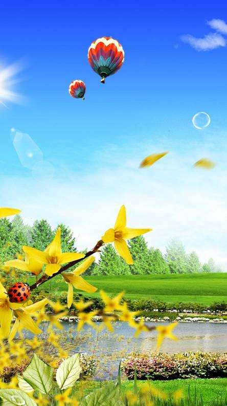 3d beautiful scenery Wallpapers - Free by ZEDGE™