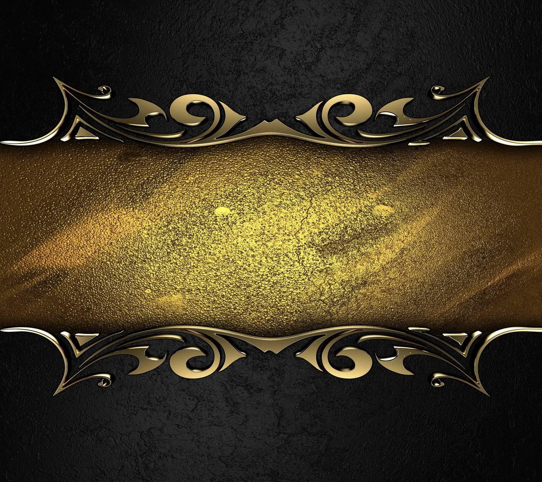 Black Gold Elegance wallpaper by ____S - b2 - Free on ZEDGE™