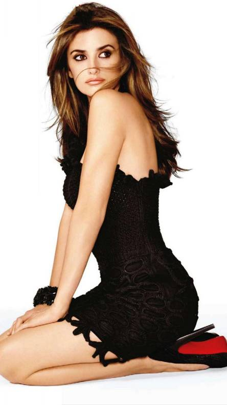 Hot Penelope Cruze
