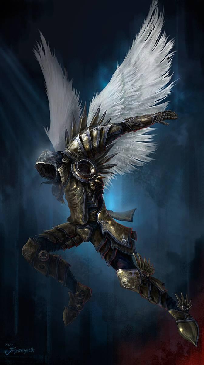 Diablo Iii Angel