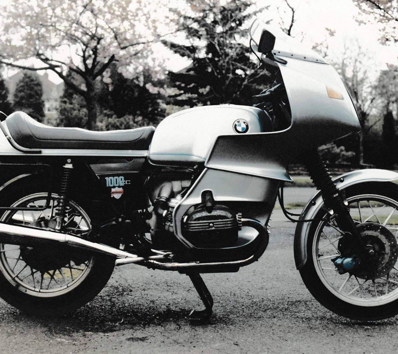 Vintage Motorcycle 7