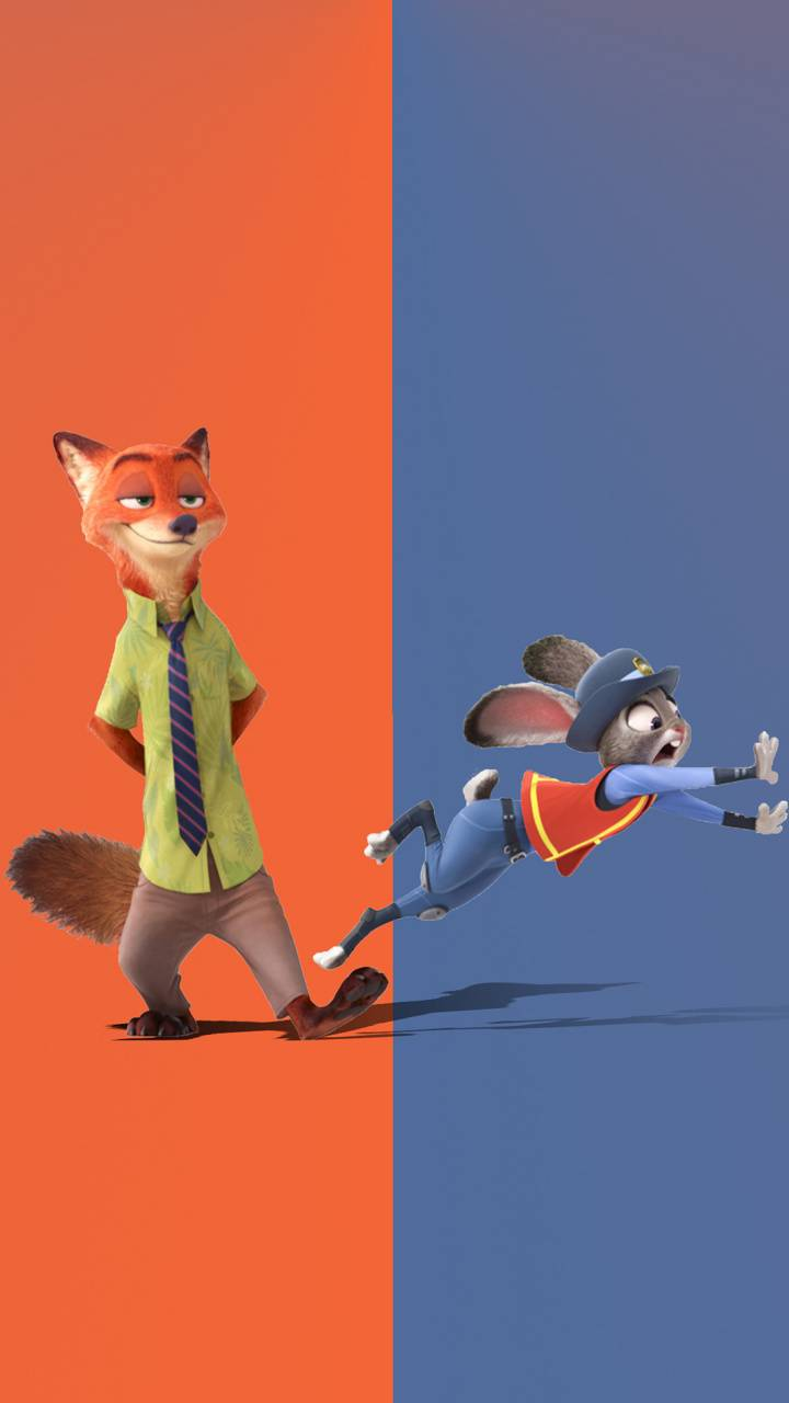 Zootopia Couple Wallpaper By Snoobdude 1f Free On Zedge