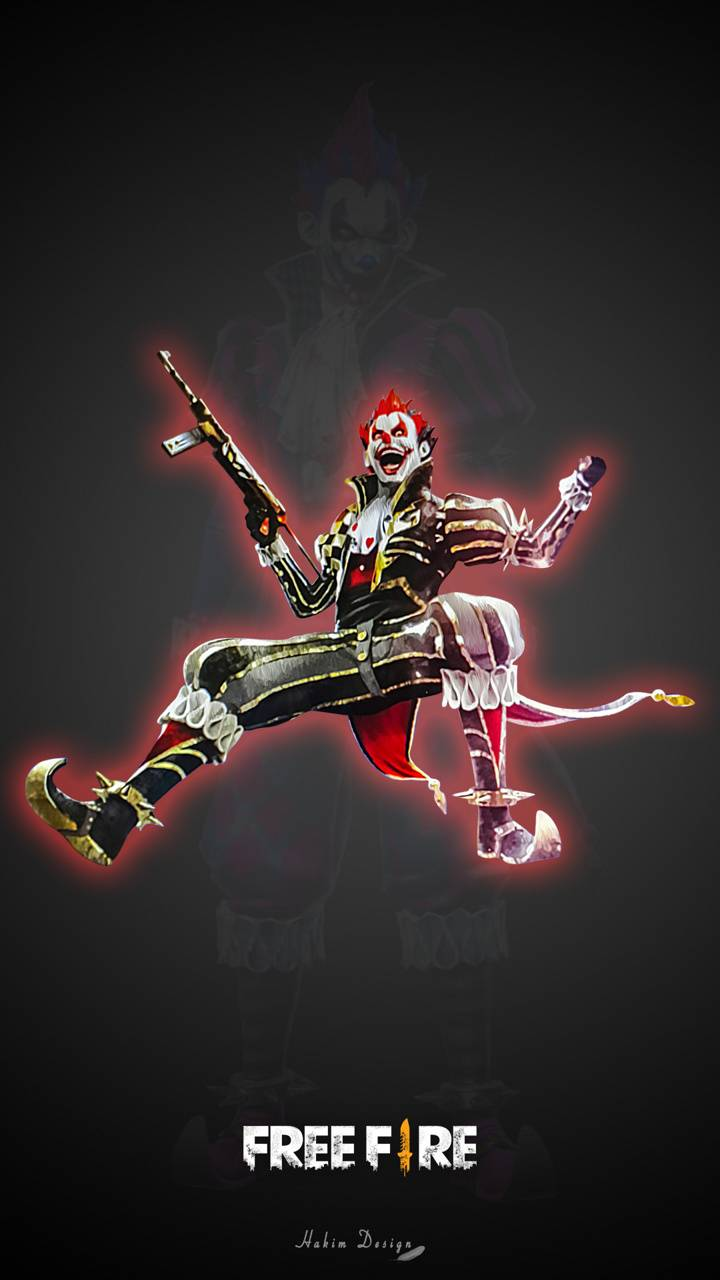 Free Fire Joker Wallpaper By Hakimdesign 75 Free On Zedge