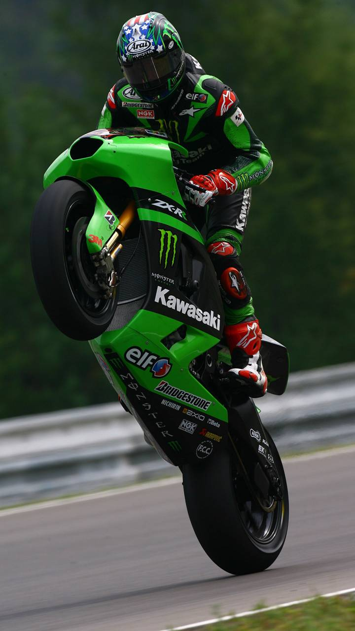 Kawasaki Ninja Wallpaper By F4DILs5