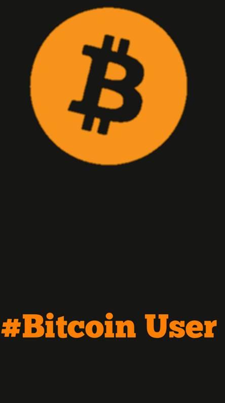 Hashtag Bitcoin User