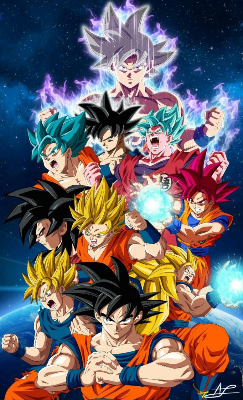 DragonBall S Goku