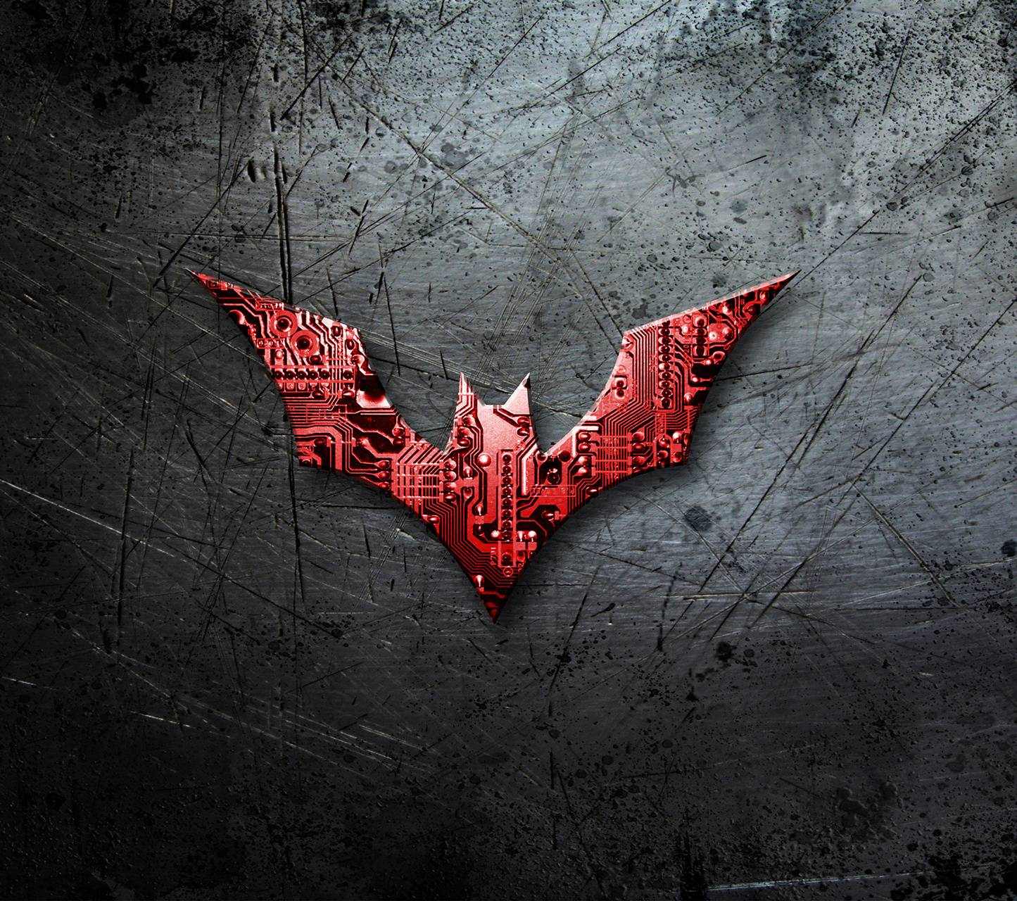 Crest Batman Beyond