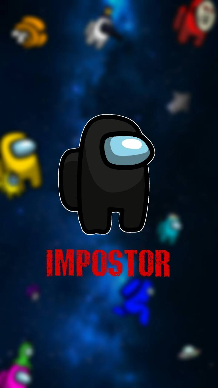 Cool Backgrounds Among Us Imposter