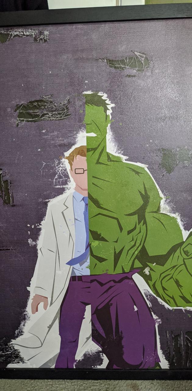Two Sided Hulk