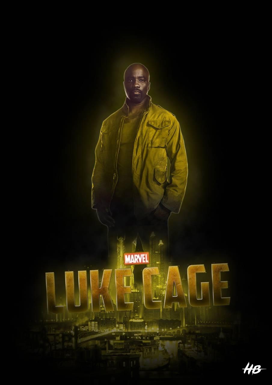 Luke Cage Wallpaper By Silverbull735
