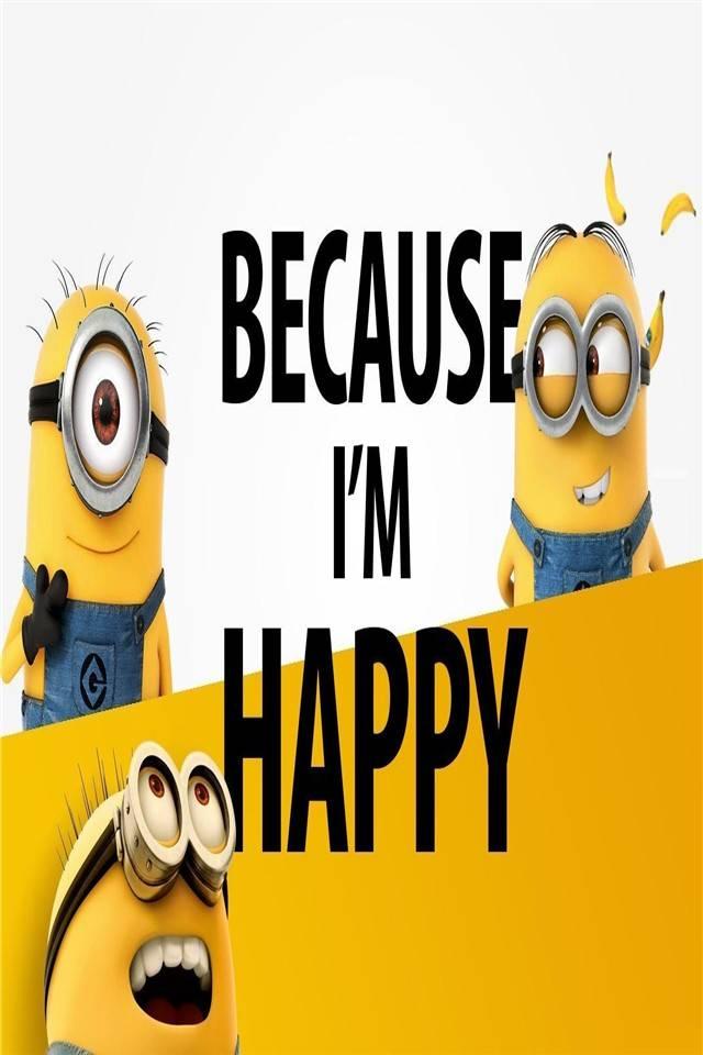 Minions - I m Happy