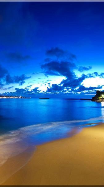3d Beach Aura
