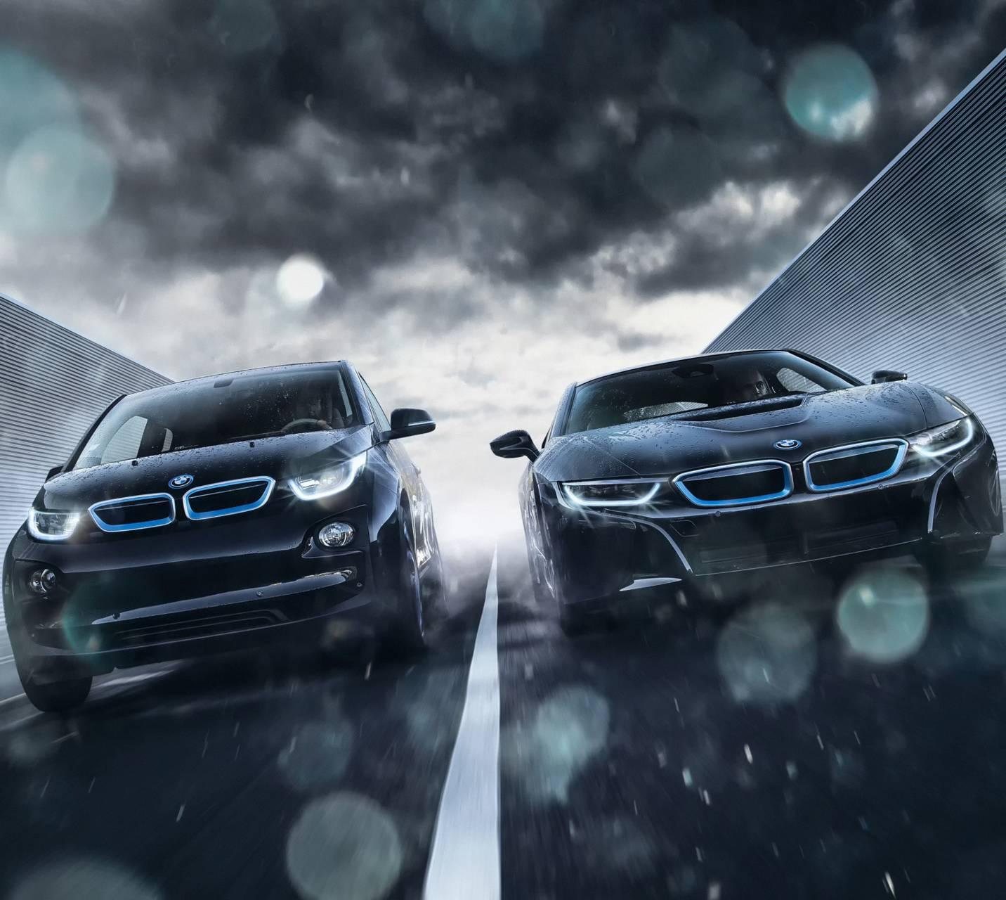 BMW i8 vs i3