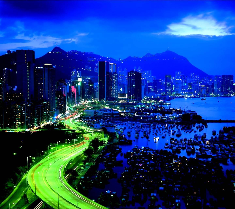 dusk metropolis