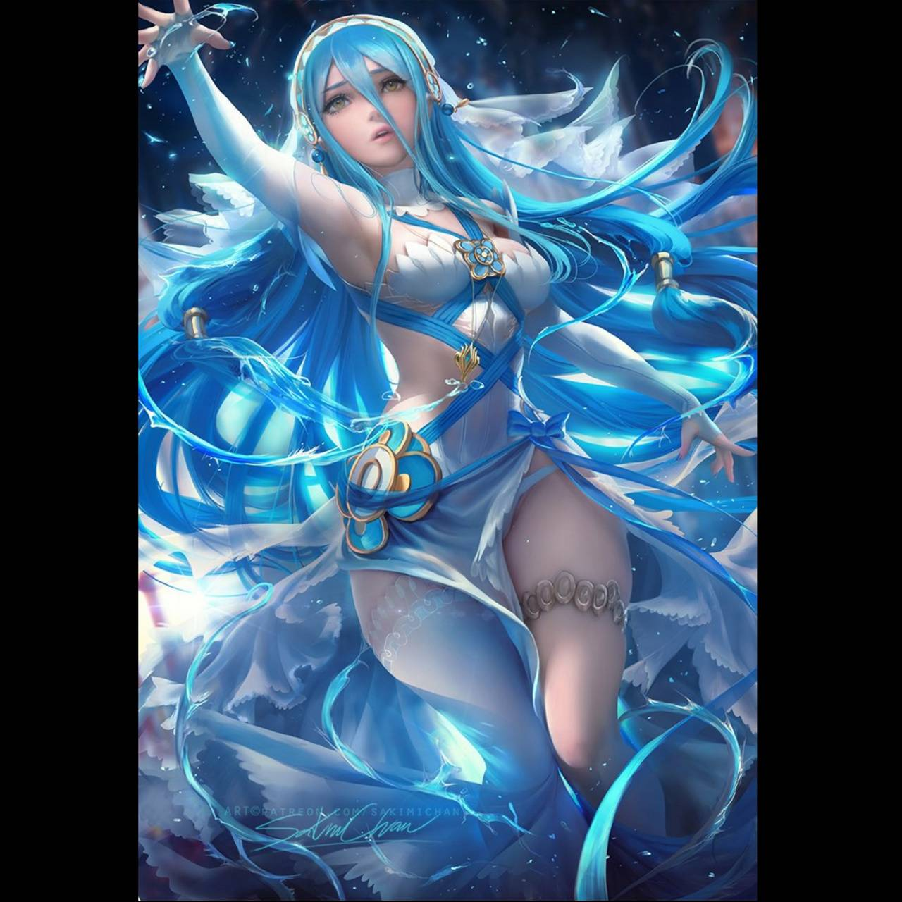 Fire Emblem Azura Wallpaper By Resolve42 5e Free On Zedge