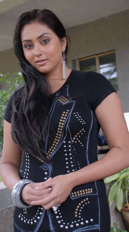 Superb Namitha
