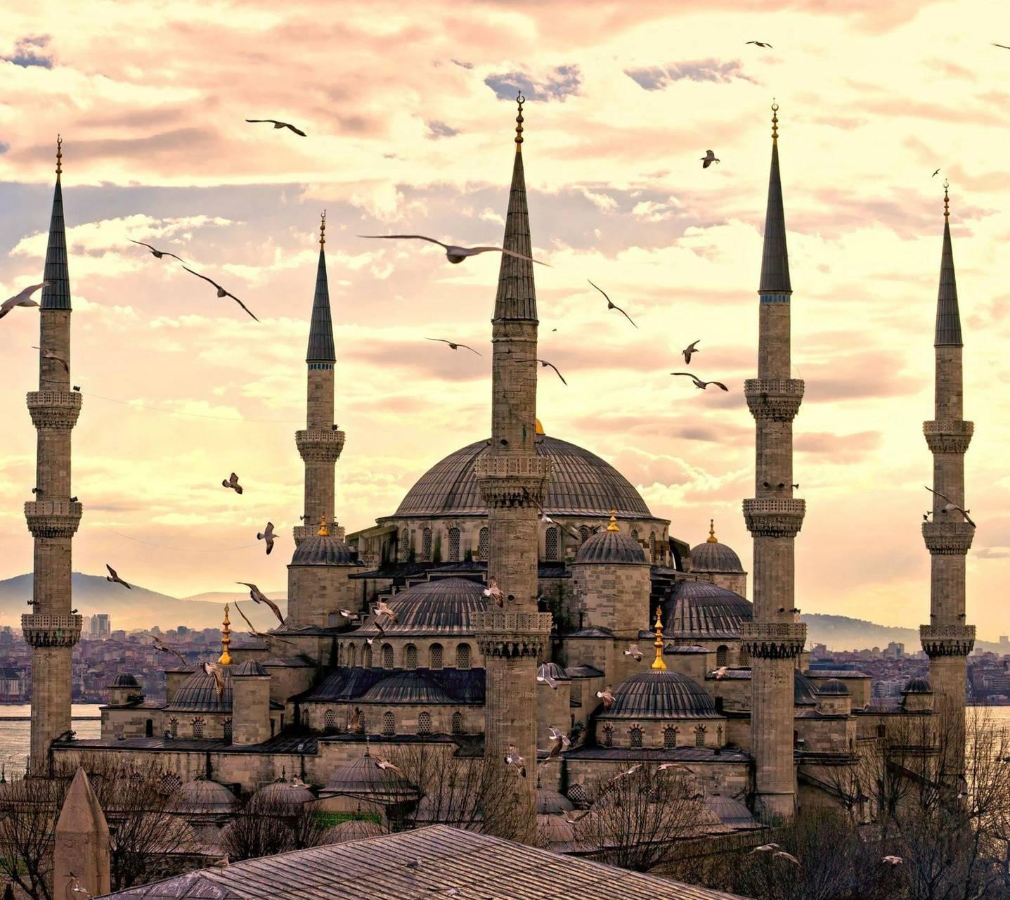 Turkey Mosque