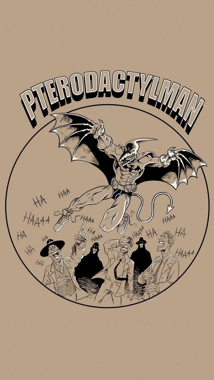 Pterodactylman