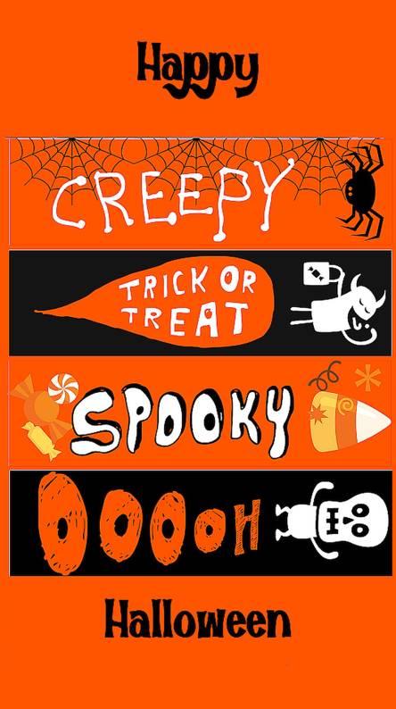 Happy logo wallpapers. Happy Halloween