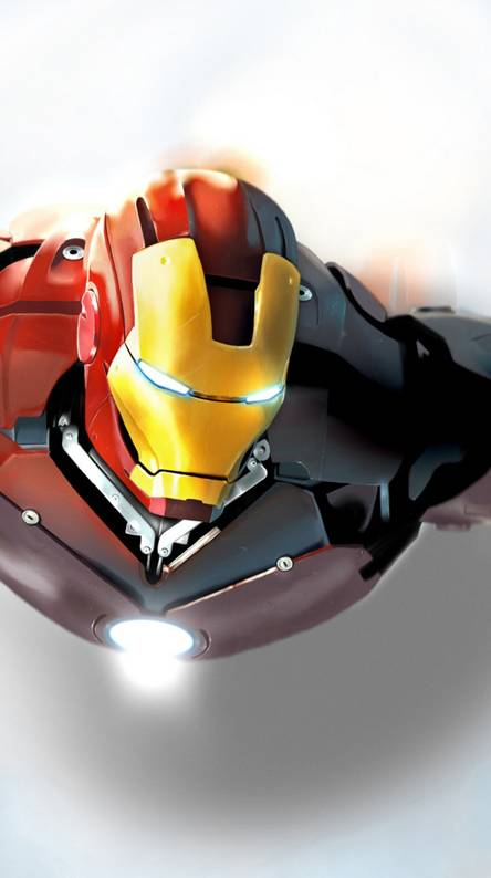 Iron Man Flying