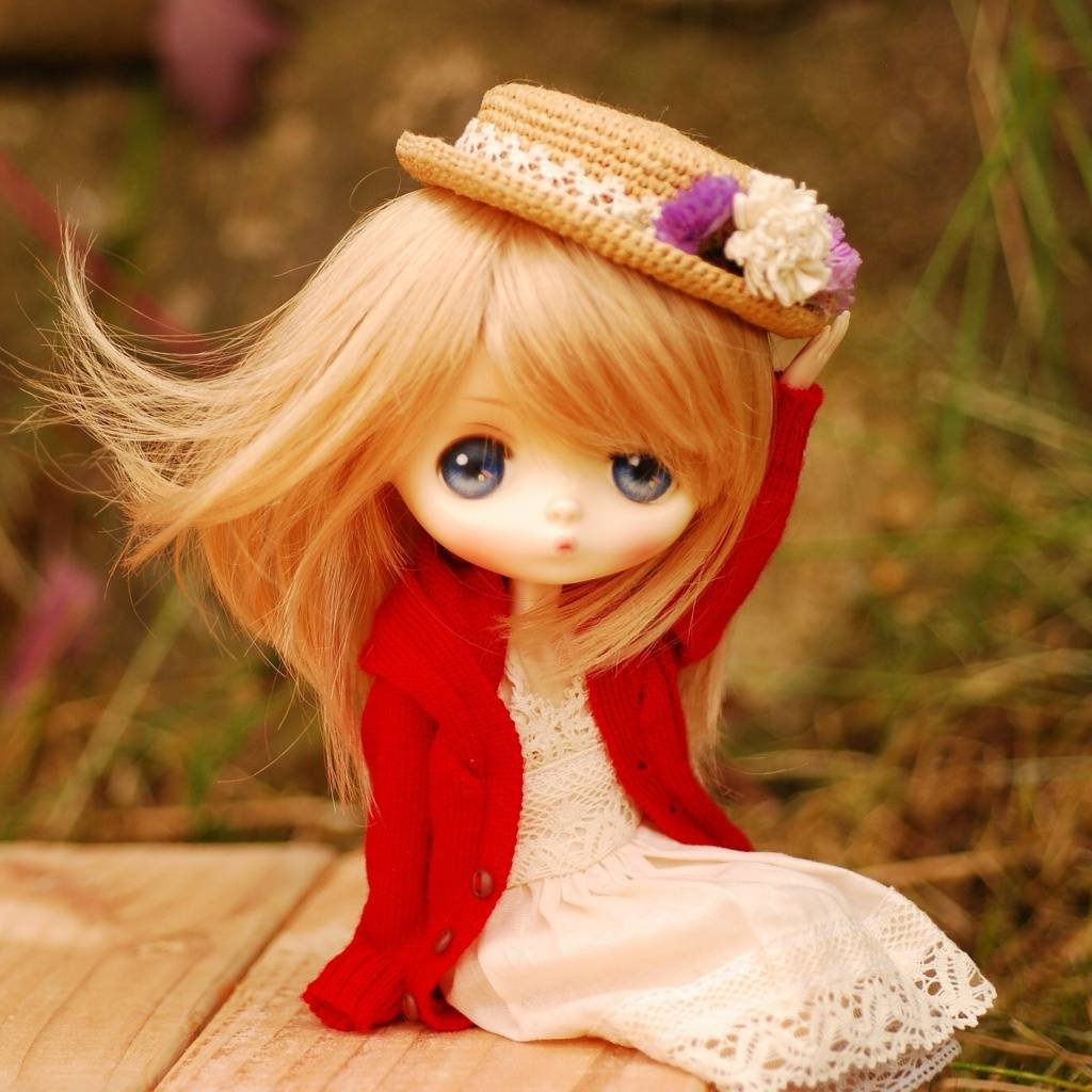Cute Doll Wallpaper By Veer Vz E7 Free On Zedge