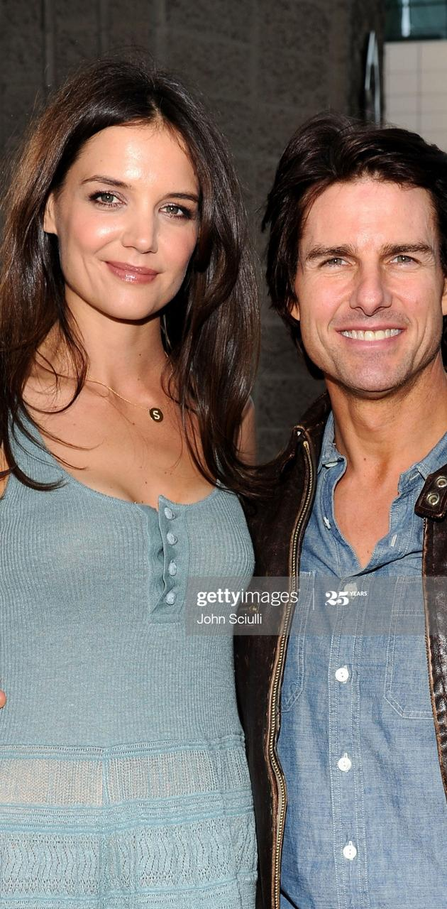 Tom with wife