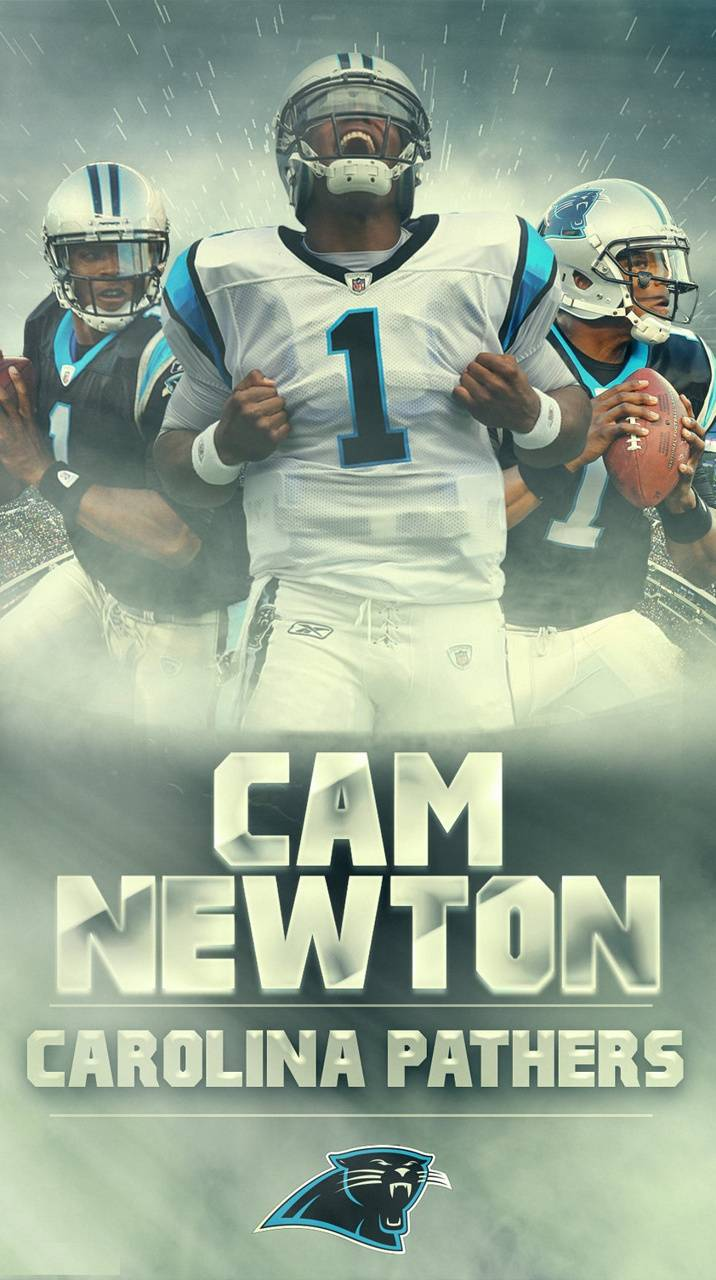 Cam Newton wallpaper by ZAKspeed2 - f4