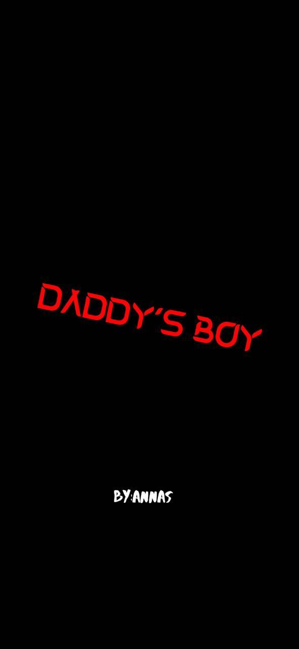 Daddy boy
