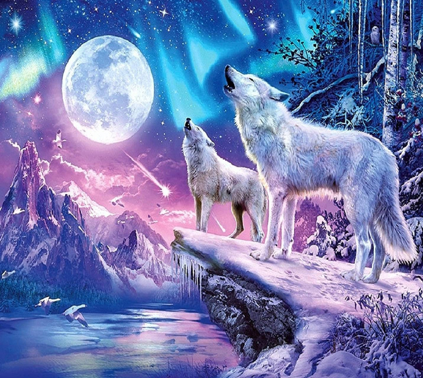 wolves-------------