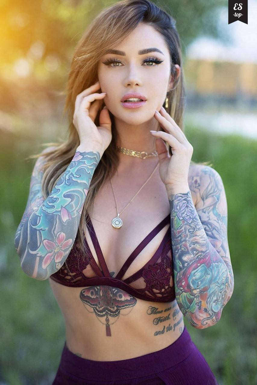 Tattoo Babe