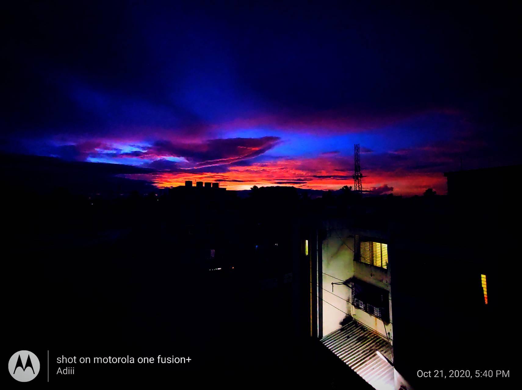 Aroma of Sunset