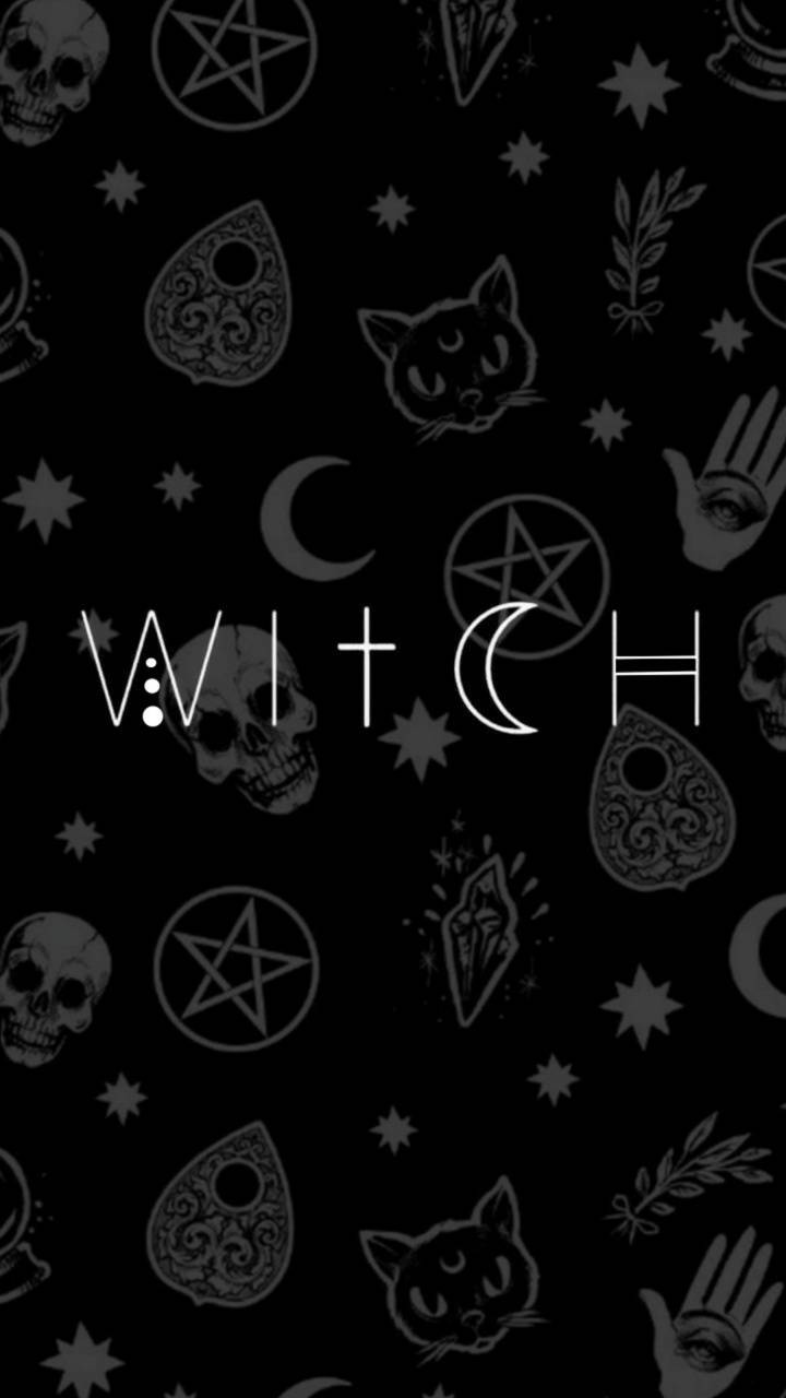 Witch Wallpaper By Hekseri E2 Free On Zedge