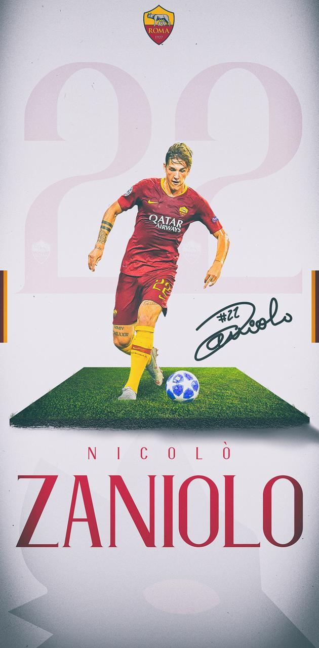 Nicolo Zaniolo