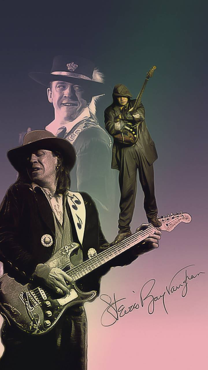 Stevie Ray Vaughan Wallpaper By Tbird57 F8 Free On Zedge