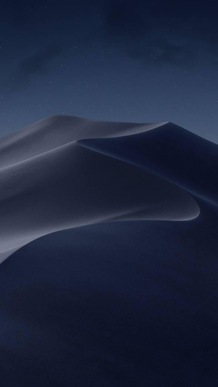 MacOS Mojave Night
