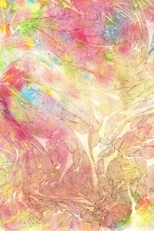 Texture Rainbow Wind