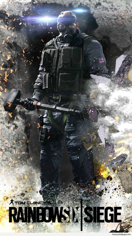 Rainbow Six Siege Wallpapers Free By Zedge