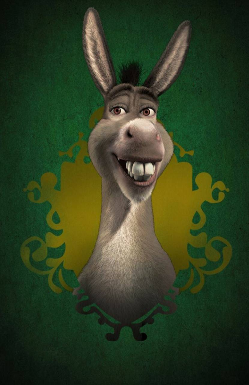 Donkey From Shrek Wallpaper By Shrekmaster69 25 Free On