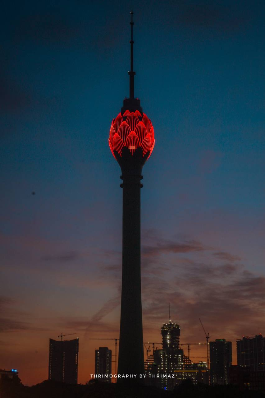 Lotus Tower Srilanka
