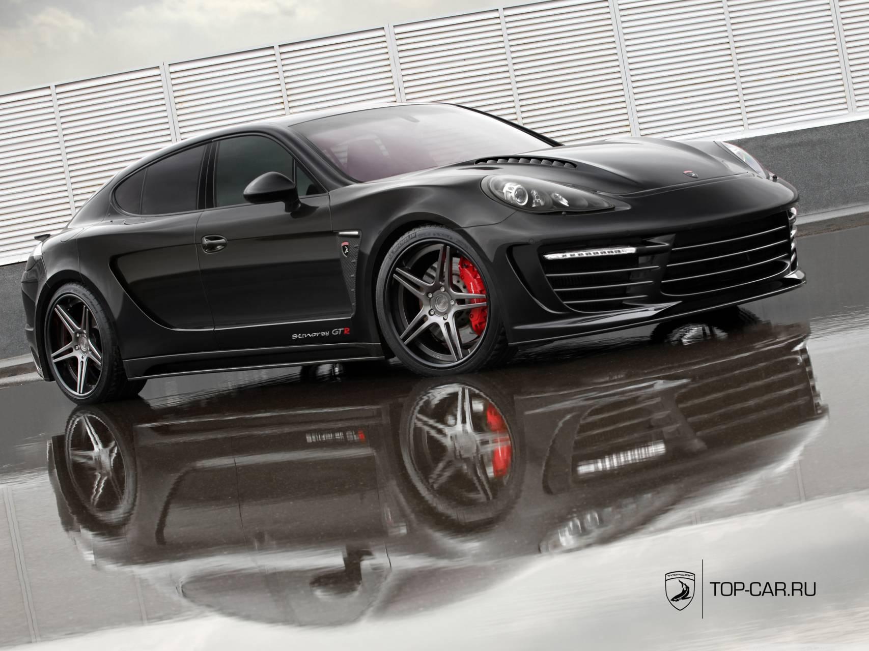 Porsche Panarema Tun