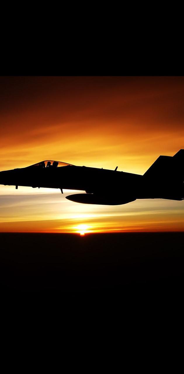 Military flight