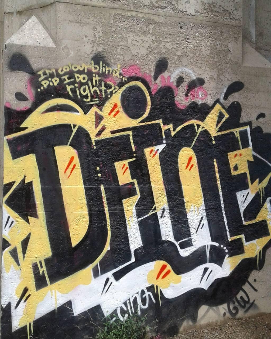 DFINE The Graffiti