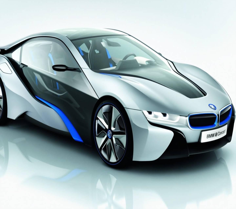 BMW 2014 I8