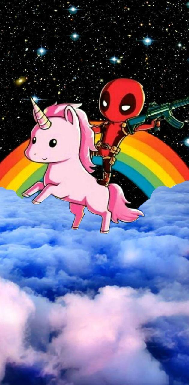 Deadpool Unicorn