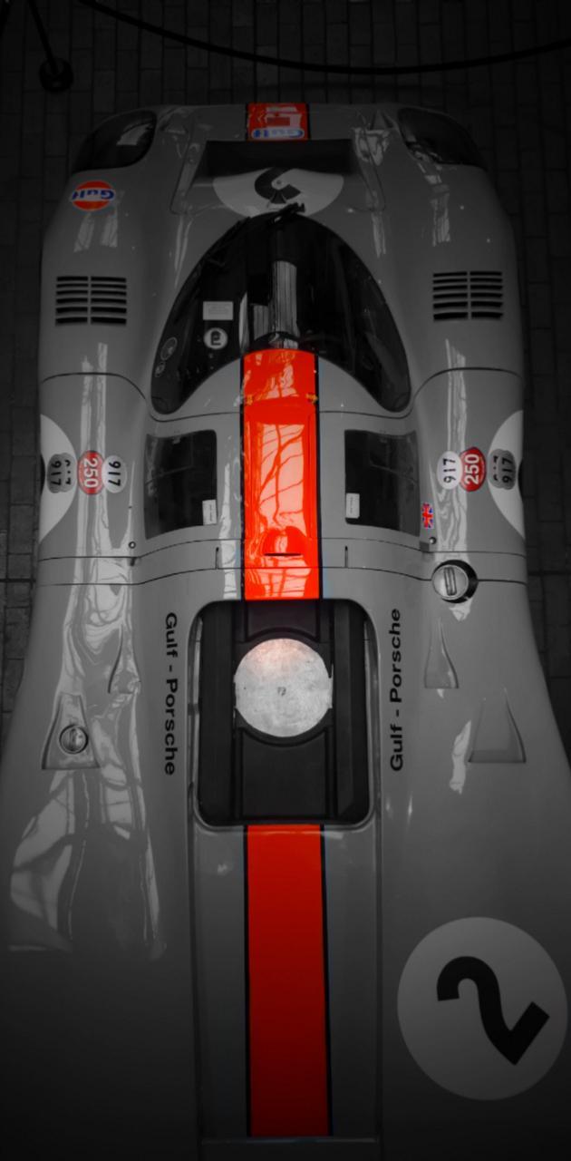 Porsche 917 Edit