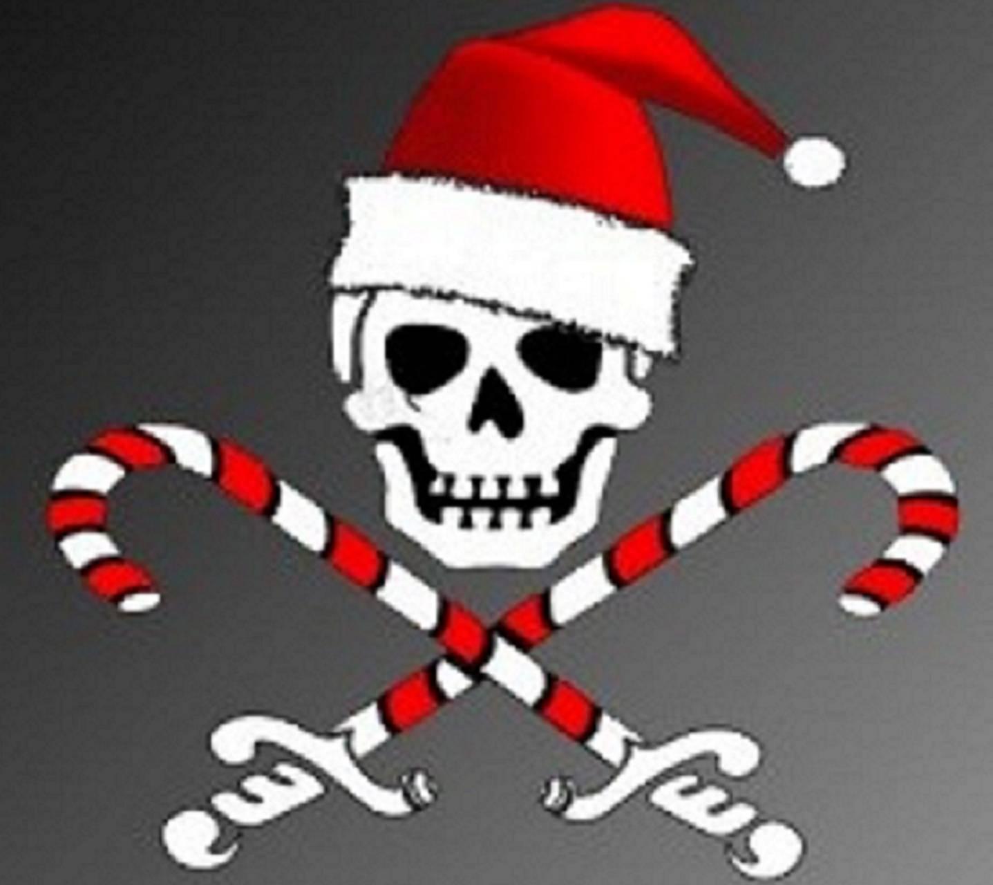 Christmas Jolly Rog